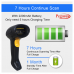 Pegasus PS2260 Wireless 1D Barcode Scanner